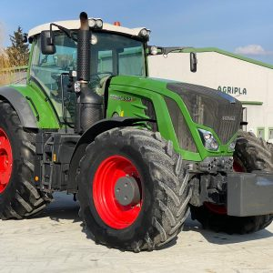 Tractor FENDT 939 VARIO S4 PROFI PLUS second hand