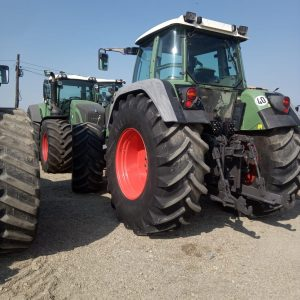 Tractor Fendt 936 Vario TMS Power second hand, anvelope: 600/70R34, 710/75R42