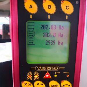 Sistem semănătoare de păioase Vaderstad Rapid RD300C