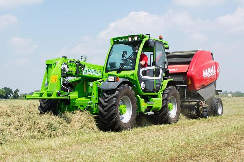 Utilaje agricole - Merlo Multifarmer 34.9, diesel Deutz 4 cilindri
