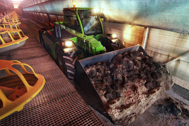 Utilaje agricole- Merlo Turbofarmer 30.9 115 G