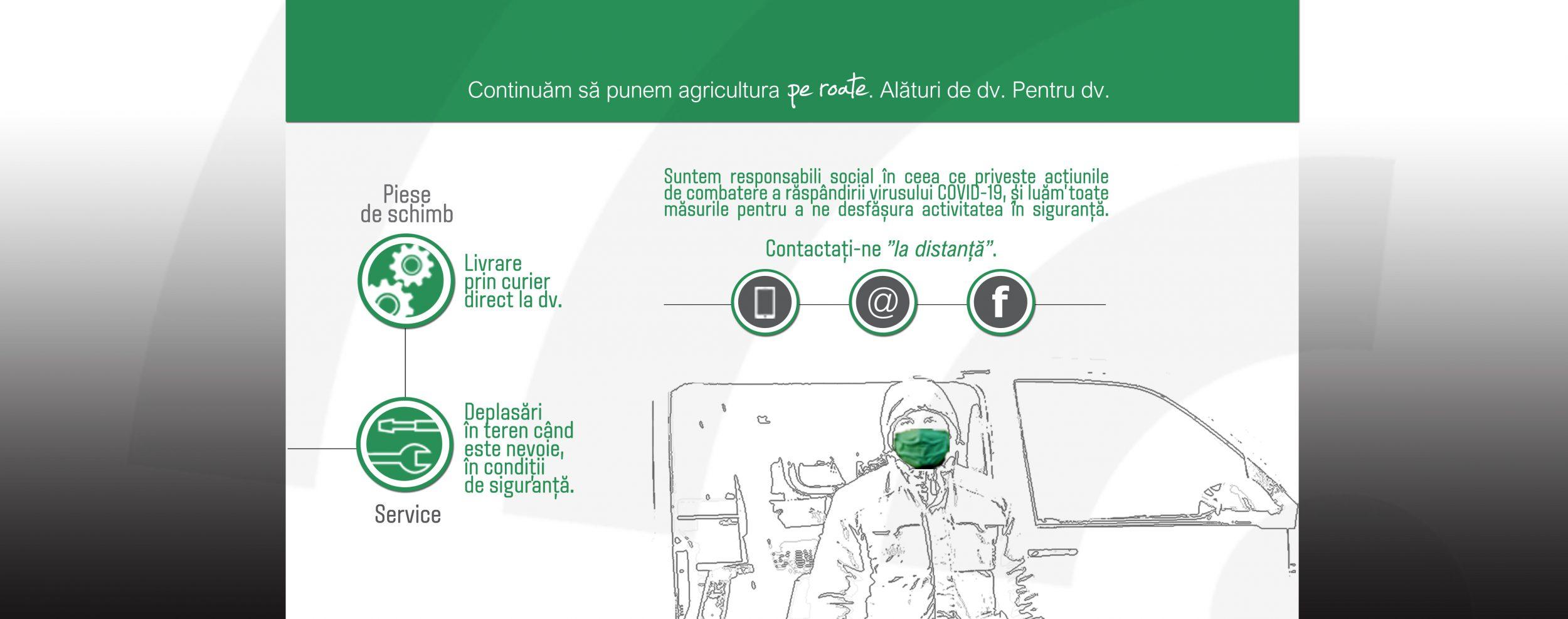 infografice livrare, servicii deplasare pe teren, responsabilitate COVID-19
