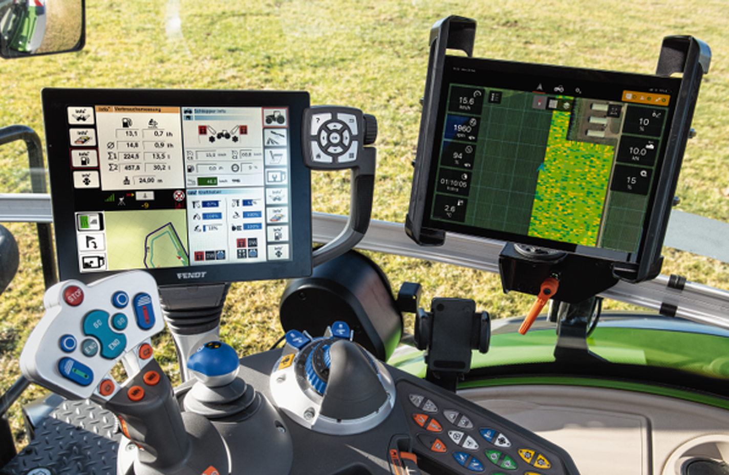 Sistem Fendt Smart Connect