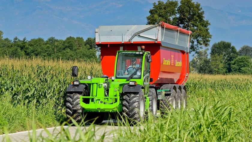 Merlo Multifarmer - Utilaje agricole