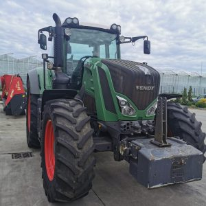 Tractor FENDT 828 Vario S4 Power, an fabricație 2015