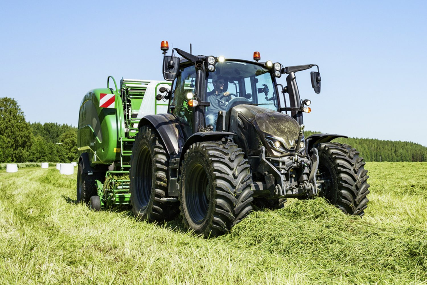 Tractor Valtra G 125 EH