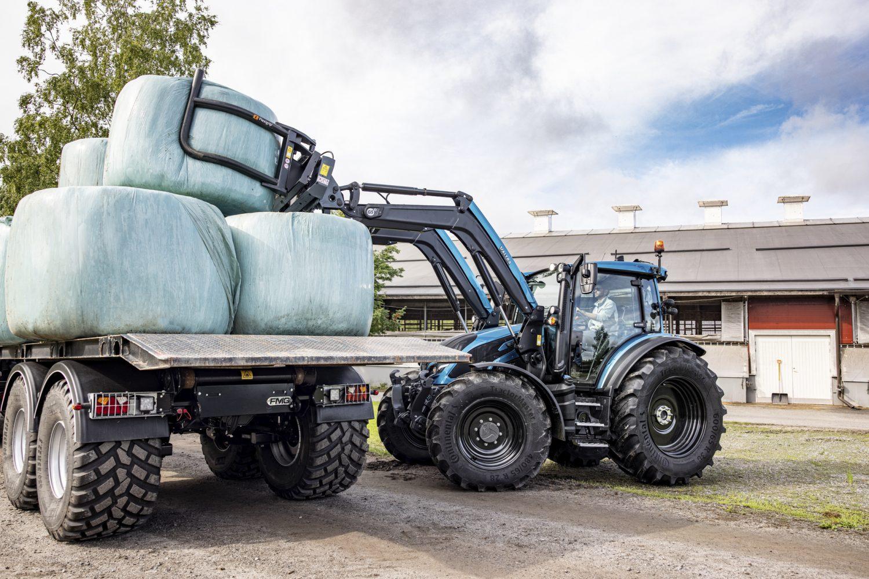 Tractor Valtra G 115 H