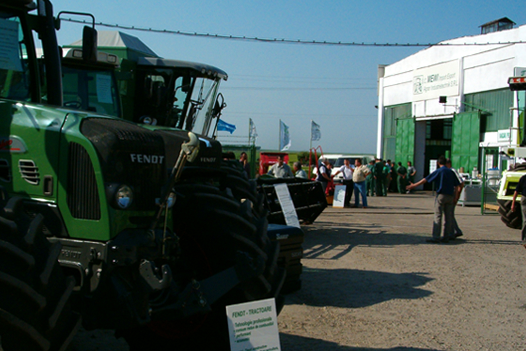 Tractor Fendt 936 Vario - 2005