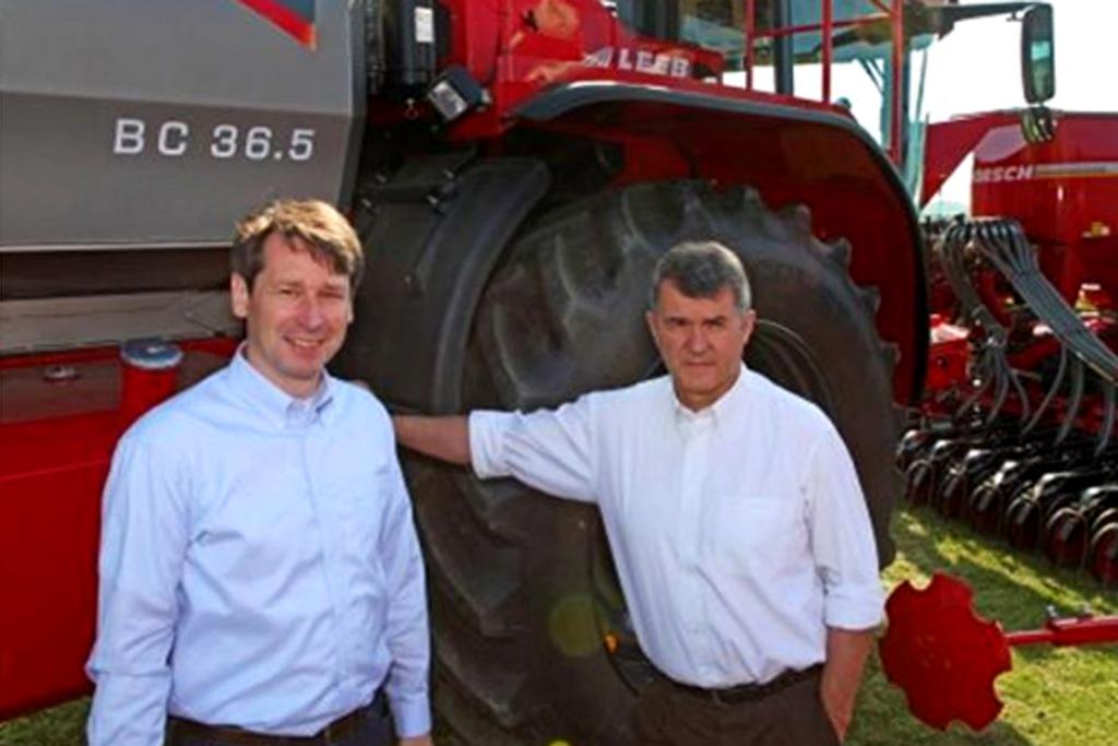 Participare Targ AgriPlanta 2011