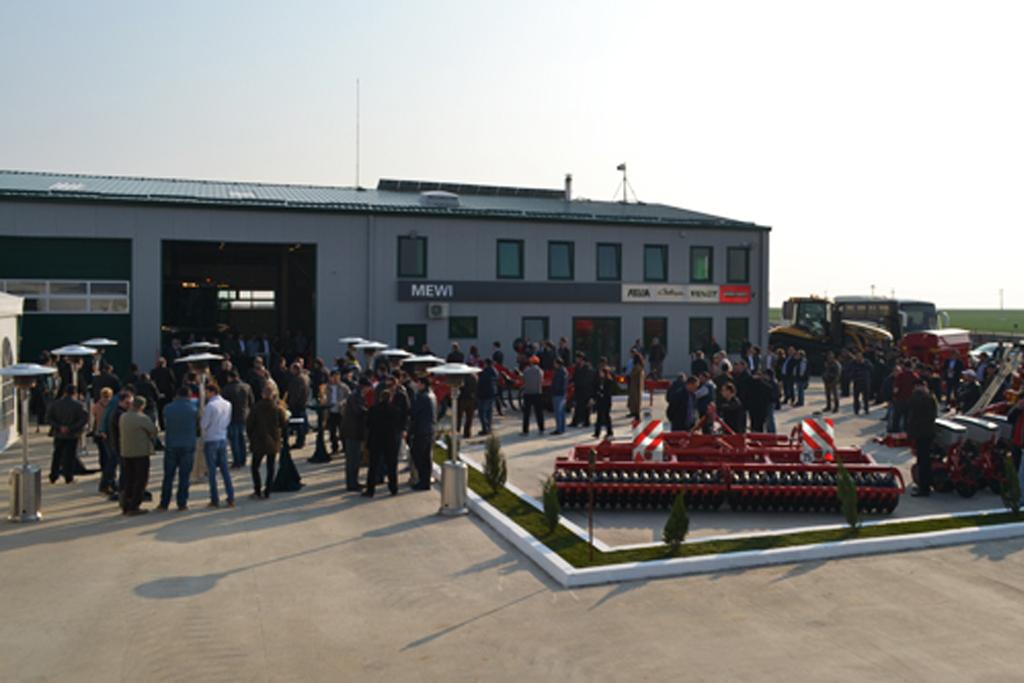 Deschidere Sediu Drajna Calarasi 2015