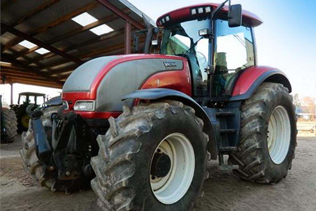 Tractor Valtra Seria S - 2001