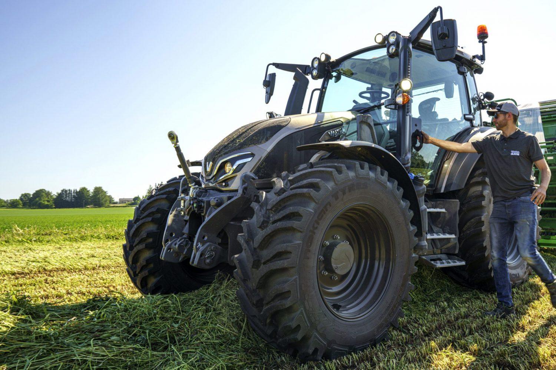 Tractor Valtra G 125 EA