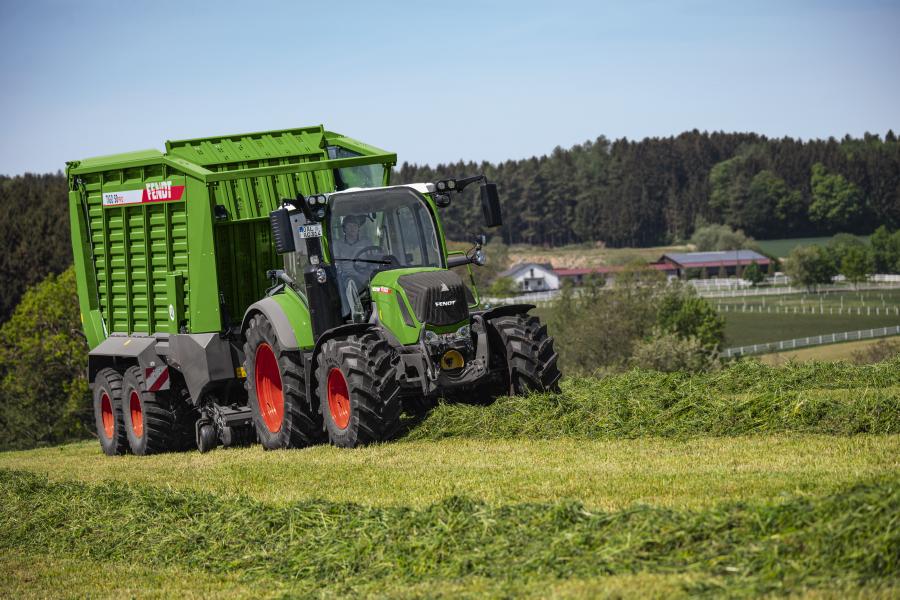 Tractor Fendt 314 Vario