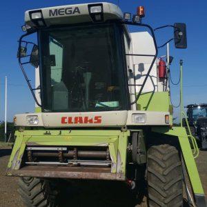 Combina CLAAS MEGA 360