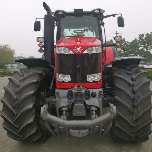 Tractor MASSEY FERGUSON 8737